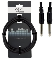 Alpha Audio Basic Line Instrumental Patch Cable 0.1 м 6 шт.