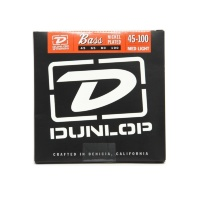 Dunlop DBN Nickel Plated Steel Med Light 45-100