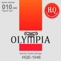 Olympia HQE-1046 Nickel Wound 10-46