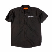 Dunlop DSD37-MWS-XL Heavy Core Men's Work Shirt Extra Large