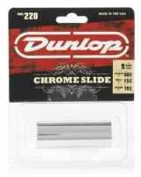 Dunlop 220 Chromed Steel Medium Medium