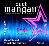 Curt Mangan Nickel Wound Set 9-42