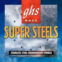 GHS 5ML-STB 5-String Super Steels Medium Light 44-121