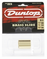Dunlop 223 Brass Slide Medium Medium Knuckle