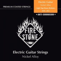FIRE&STONE Electric Guitar Nickel Alloy Light Top/Heavy Bottom 10-52 Coated