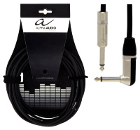 Alpha Audio Pro Line Instrumental Cable Angled 6 м