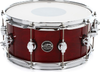 DRUM WORKSHOP SNARE DRUM PERFORMANCE LACQUER 14x6,5 Cherry Stain