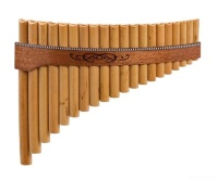 GEWA Pan Pipes Premium C 18 Tubes