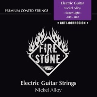 FIRE&STONE Electric Guitar Nickel Alloy Super Light 9-42 Coated