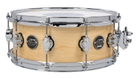 DRUM WORKSHOP SNARE DRUM PERFORMANCE LACQUER 14x6,5 Natural