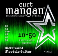 Curt Mangan Nickel Wound Set 10-50
