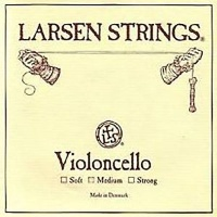 Larsen Strings For Cello Soft 4/4