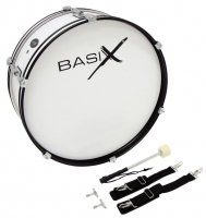 Basix Junior Bass Drum 22x7""