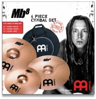 Meinl MB8 14/18/22 Cymbal Set