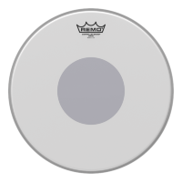 Remo CS-0110-10 Controlled Sound Coated Bottom Black Dot 10''