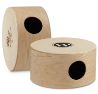 Latin Percussion LP1410S 2-Sided Snare Cajon 10""