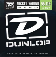 Dunlop DBN Nickel Wound Bass Extra Heavy 55-115