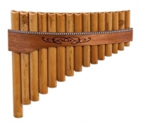 GEWA Pan Pipes Premium Bb 15 Tubes