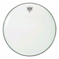 Remo BA-0204-00 Ambassador Batter Smooth White 14""