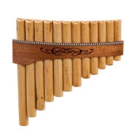 GEWA Pan Pipes Premium C 12 Tubes