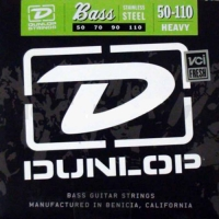 Dunlop DBN Nickel Wound Bass Heavy 50-110