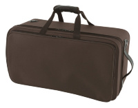 GEWA Compact Double Trumpet Case Brown