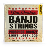 Dunlop DJP0920 Banjo Phosphor Bronze Light 9-20