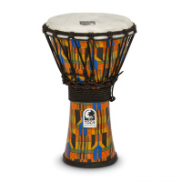 Toca SFDJ-7K Djembe Freestyle Kente Cloth