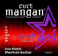 Curt Mangan Pure Nickel Wound Set 11-48