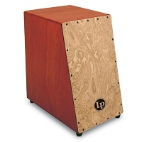 Latin Percussion LP1433 Americana Angled Surface Cajon